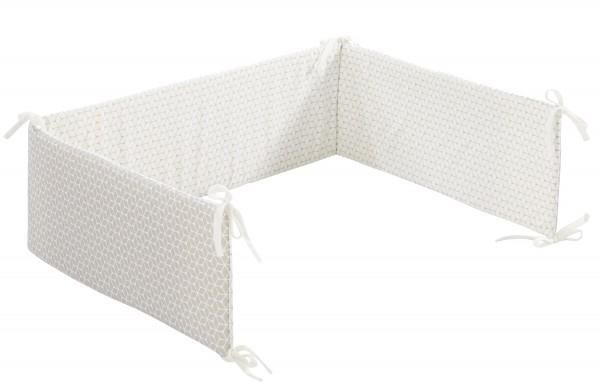 Nestchen Standard - Graphic taupe 40310608-9448-180cm