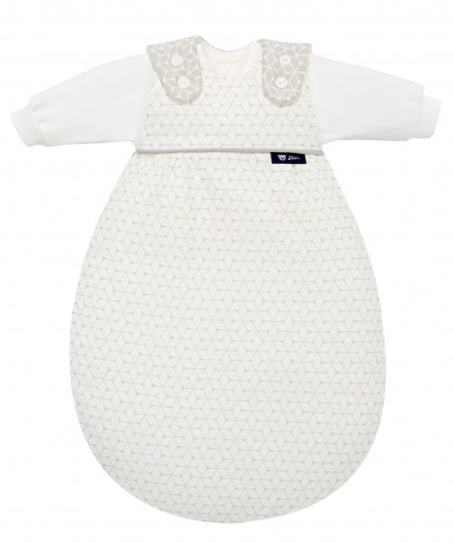 Baby-Mäxchen® (3-tlg.) - Graphic taupe 423bm865-9448-50/56