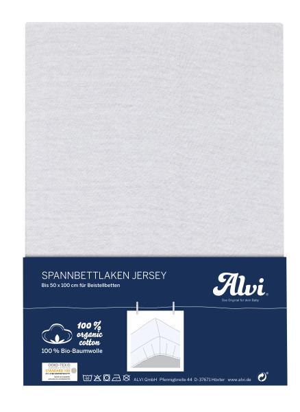 Spannlaken (BIO-Baumwolle) - Weiß 209N30201-01