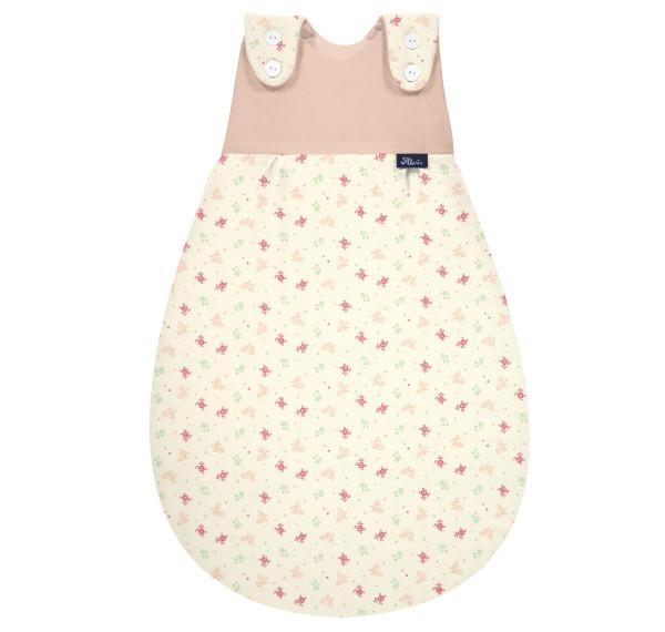 Baby-Mäxchen® Außensack Baumwolle (BIO) - Rose Garden 209N30519-140