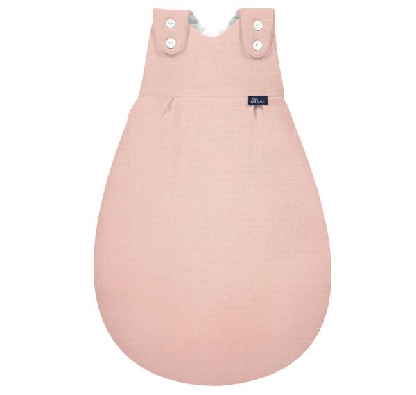Baby-Mäxchen® Außensack Special Fabric - Ajour rosé 209N30520-Ajour rose