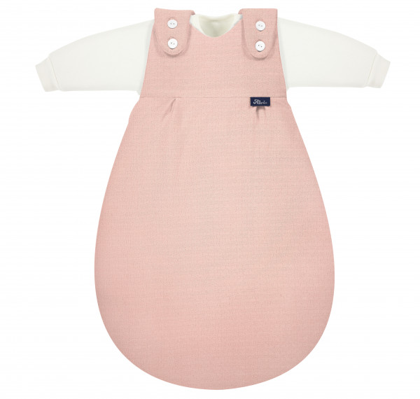 Baby-Mäxchen® (3tlg.) Special Fabric - Ajour rosé 209N30506-Ajour rose