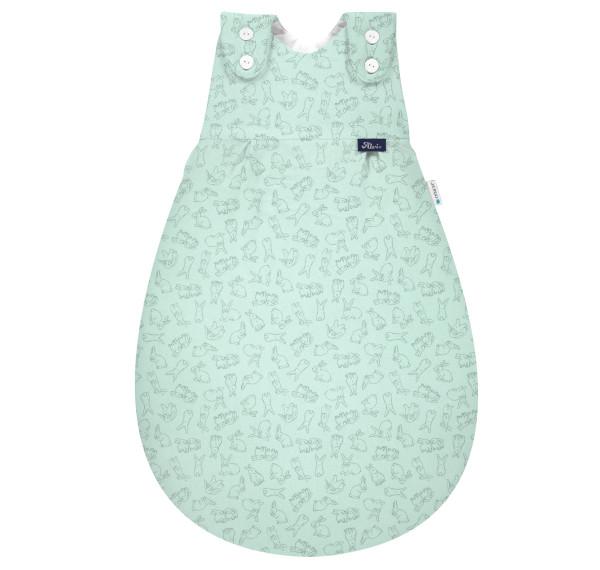 Baby-Mäxchen® Außensack Tencel® - Bunny 209N30516-Tencel Bunny
