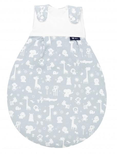Baby-Mäxchen® Außensack - Zootiere 423au865-9111-50/56